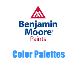 Benjamin Moore Color Palettes