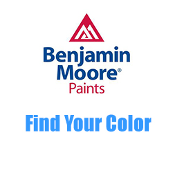 Benjamin Moore Find Your Color